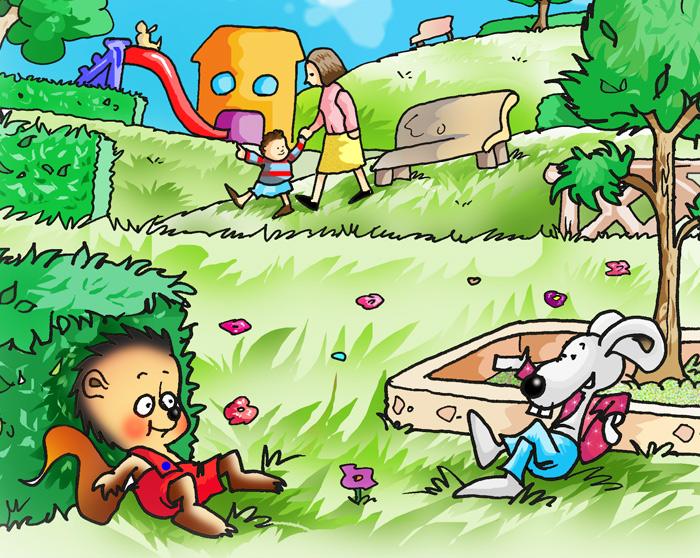 Libri per bambini – Puzzolo