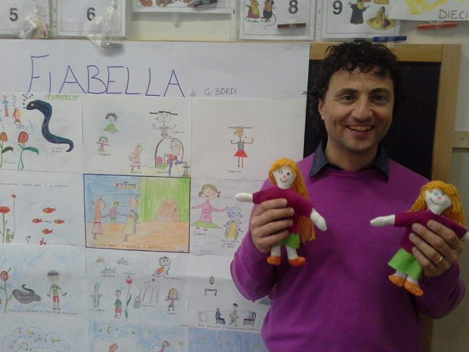 Bambole di pezza alla Carducci di Bologna