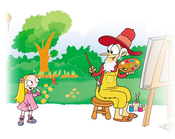 Libri per bambini – Un arcobaleno di bambini