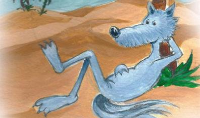 Libri per bambini – Il lupo Blu